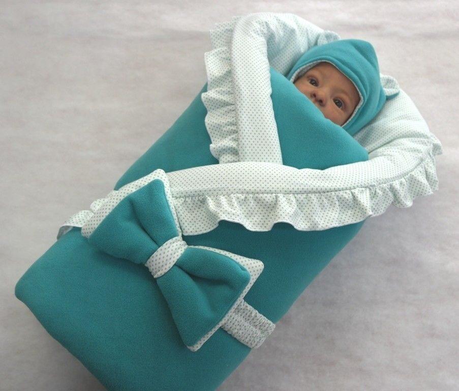 Конверт новорожденному своими руками 398